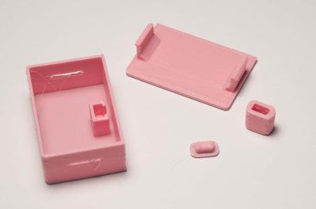 Enclosure (3D Printed)