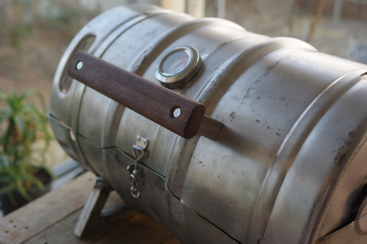 Picture of Keg BBQ