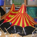Circus Tent Stage