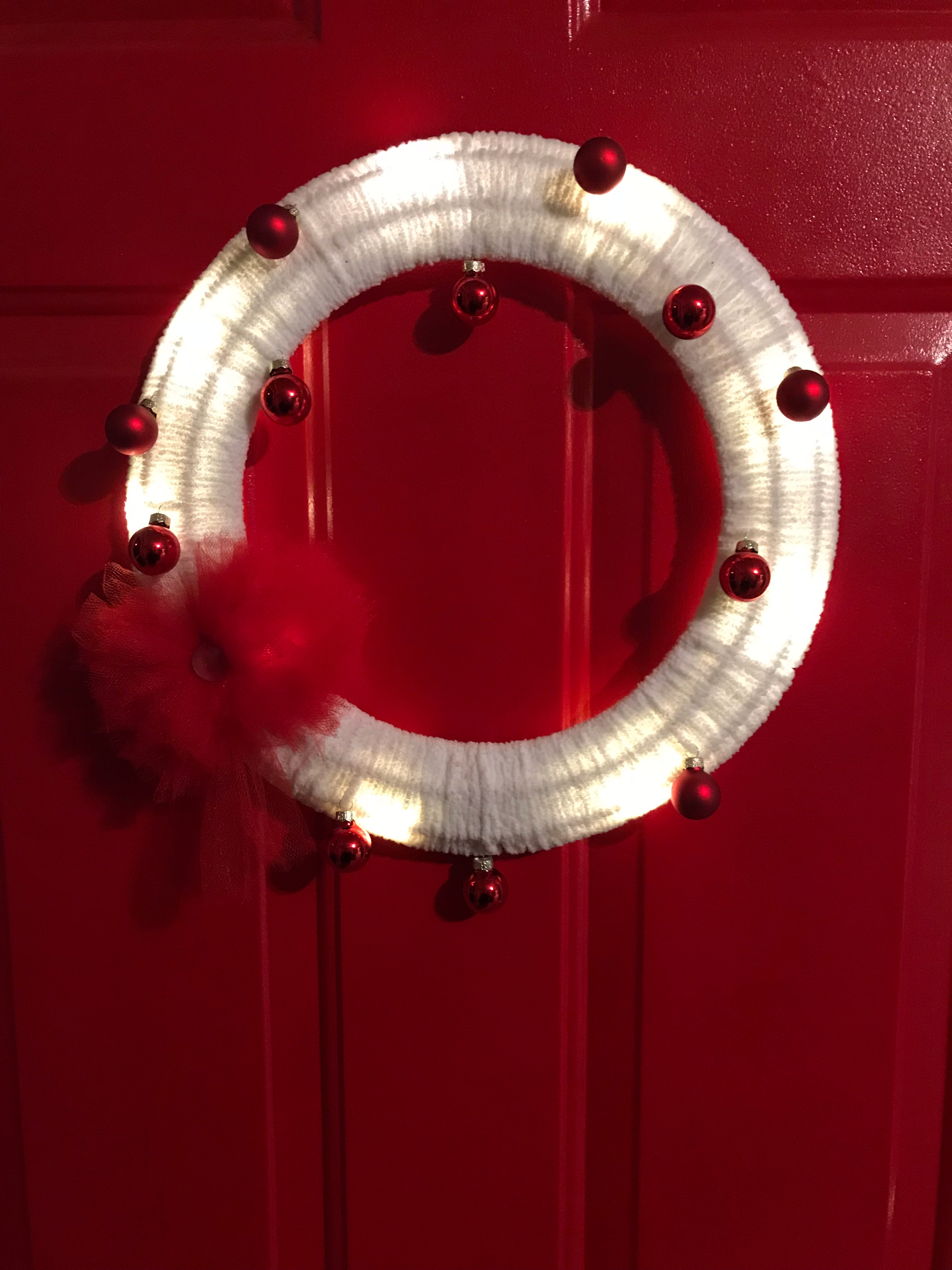 Picture of Simple DIY Wreath (Christmas)