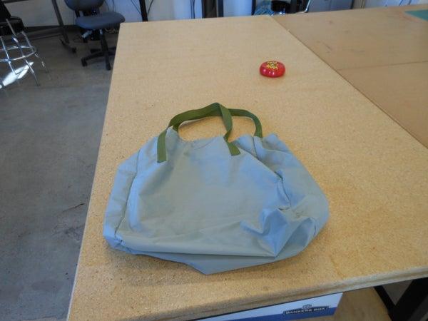 Making a Reusable Shopping Bag (Tote Bag)