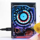 Recycled Hard Drive Clock - FuneLab