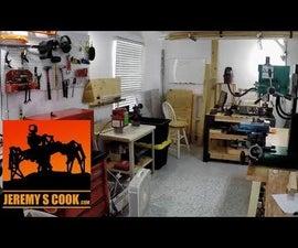 10 Maker Garage Improvement Ideas