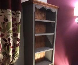 Ian & Jenny Make a Bookcase