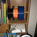 DIY Filament Holder: Easy Build