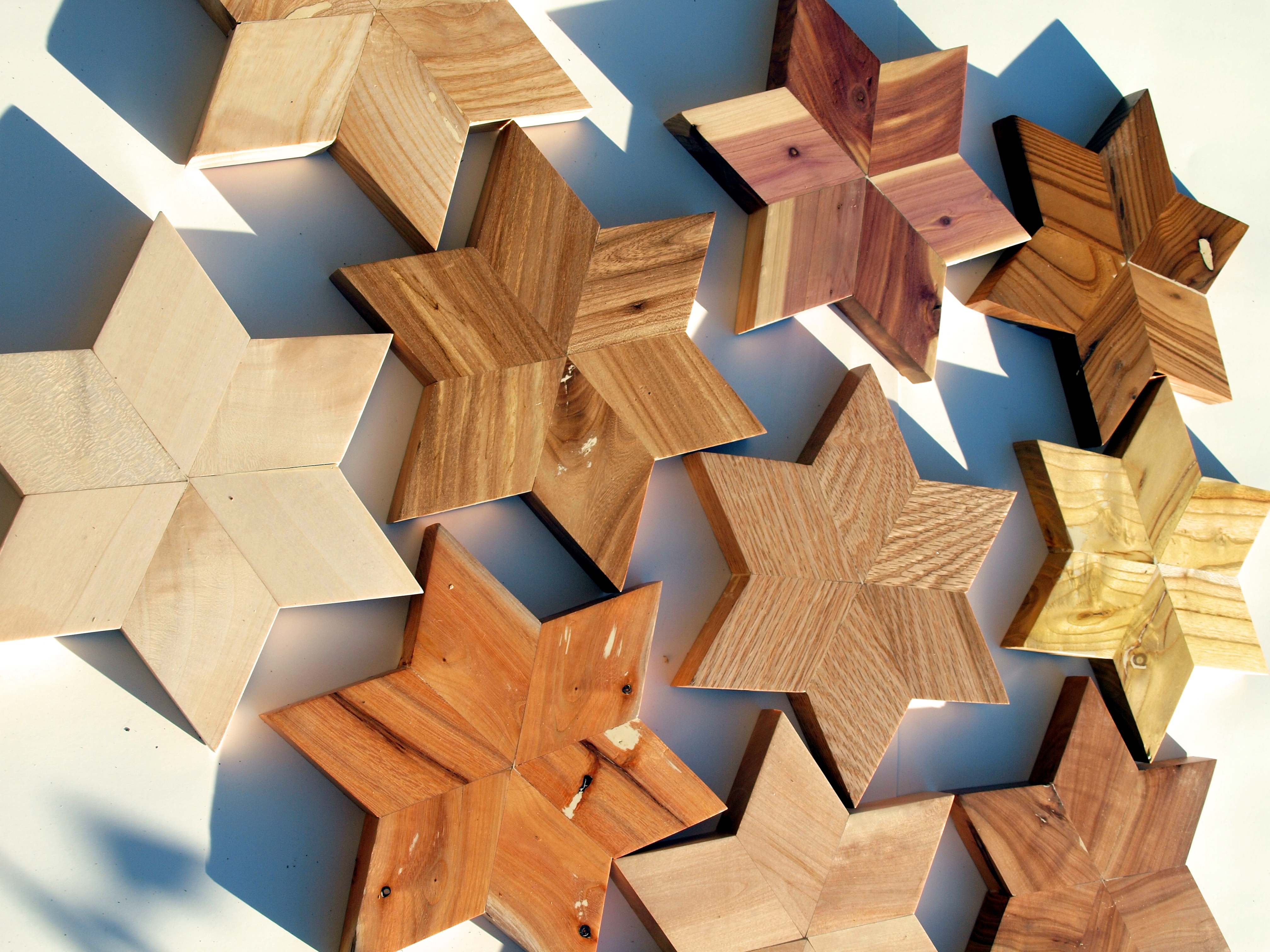 Picture of Making Hexagon's and Stars