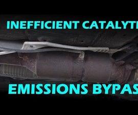 P0420 Oxygen Sensor Simulator Hack
