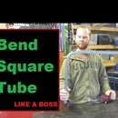 Square Tube Bender