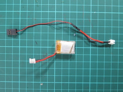 Prepare Power Supply Cable