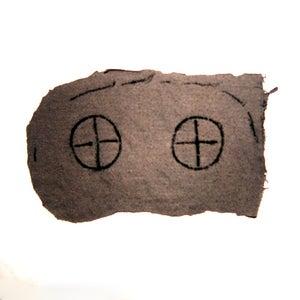 Sewn Eye-Mask
