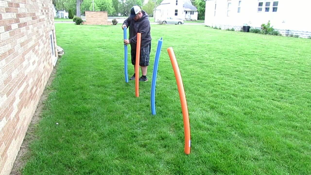 Picture of Using Pool Noodles