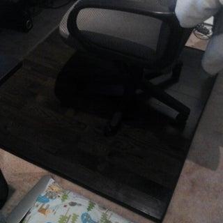 Wooden Chair Mat