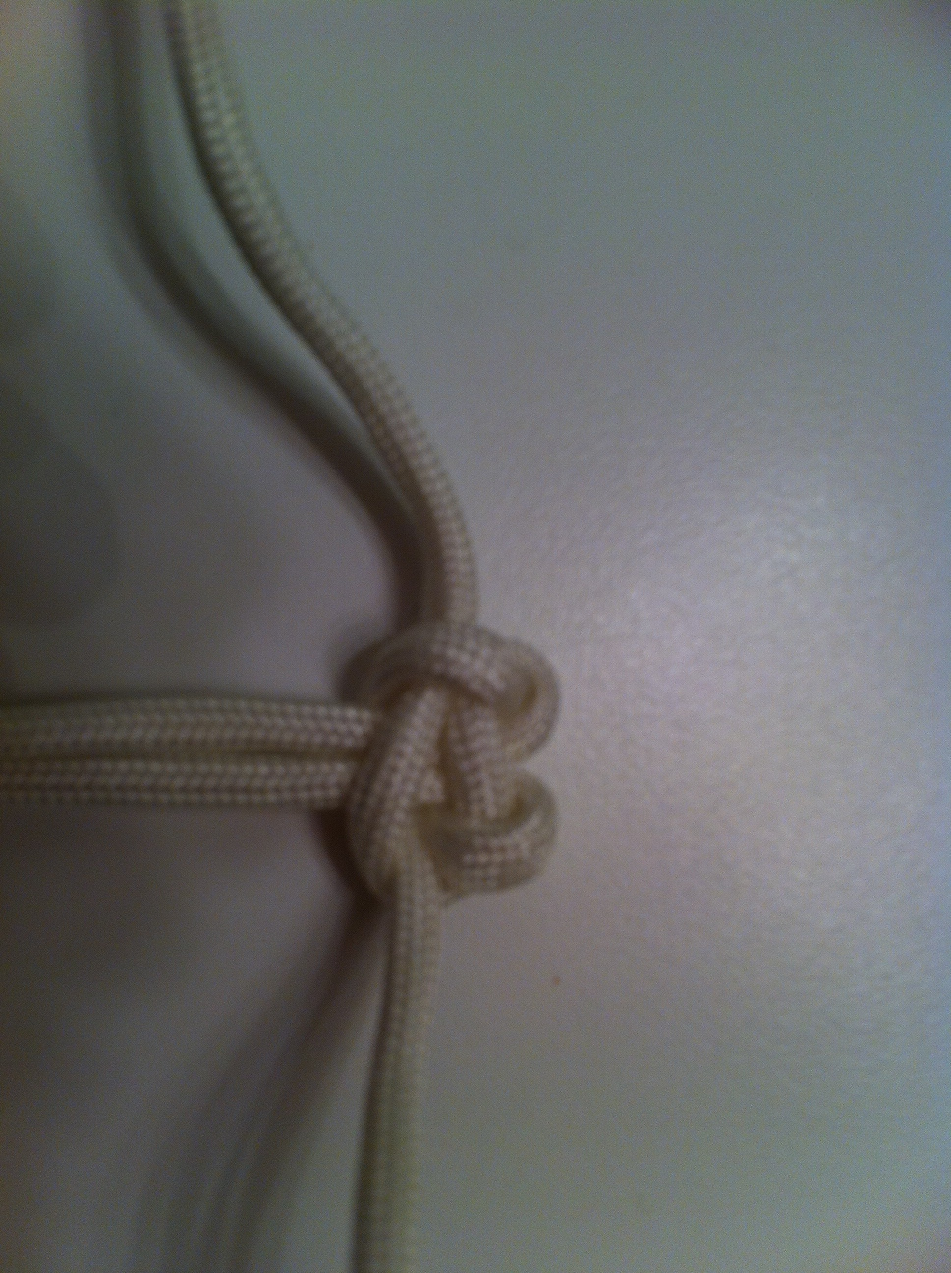 Picture of Braiding the Paracord