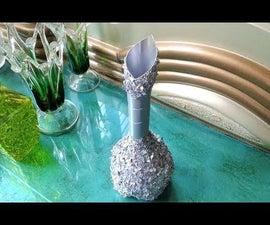 How to Make Plastic Bottle Flower Pot