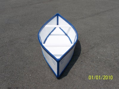 Building a One Sheet Boat