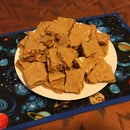 Green Chile Peanut Brittle