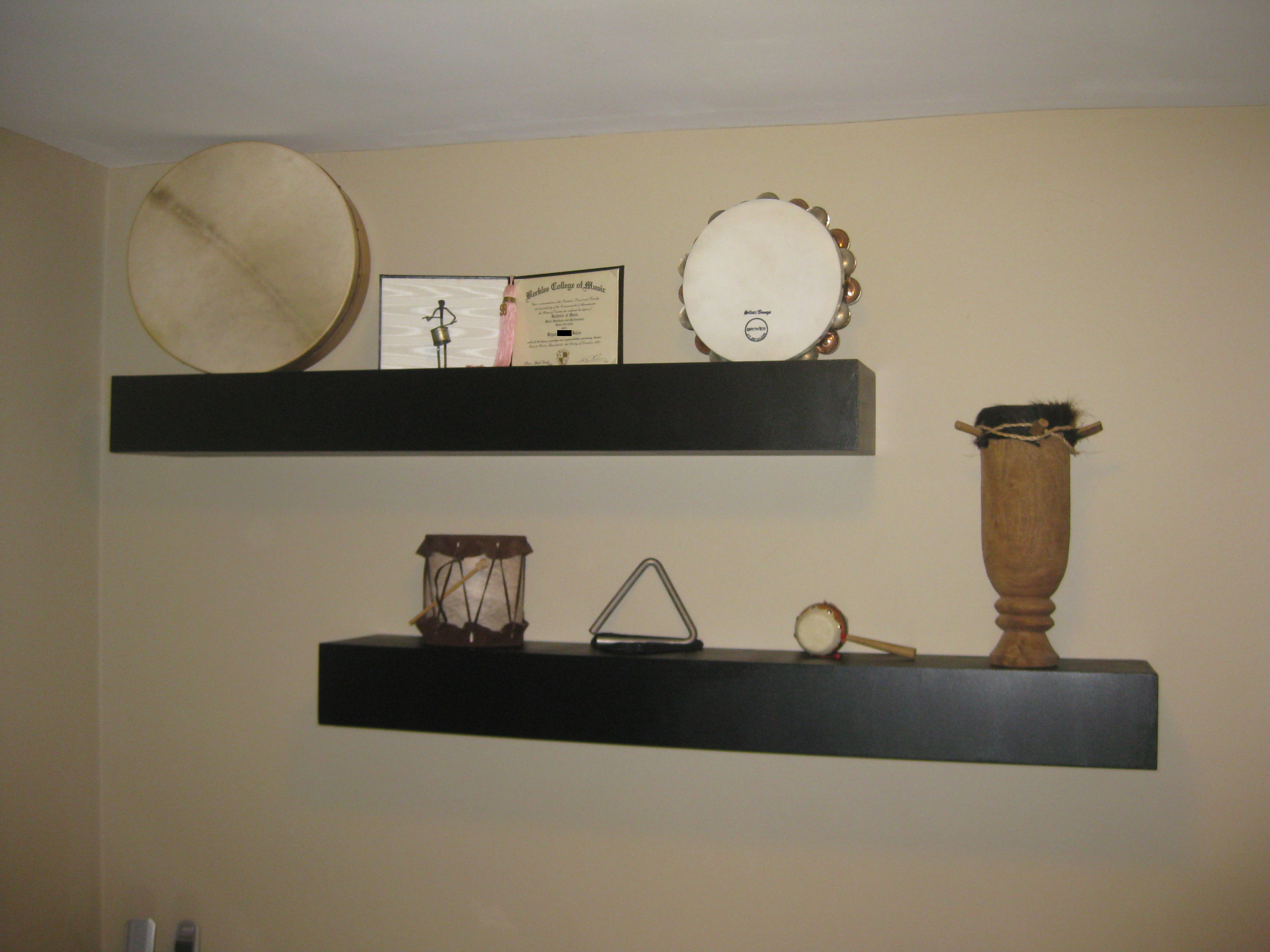 Picture of The Floating Shelves