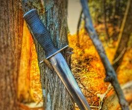 WW2 Fighting Dagger Tutorial