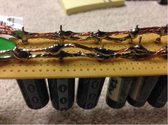 Picture of Build Capacitor Bank