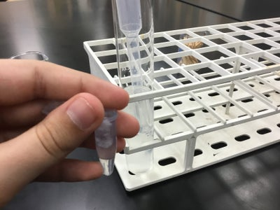 Putting the DNA Into a Container With Delicacy