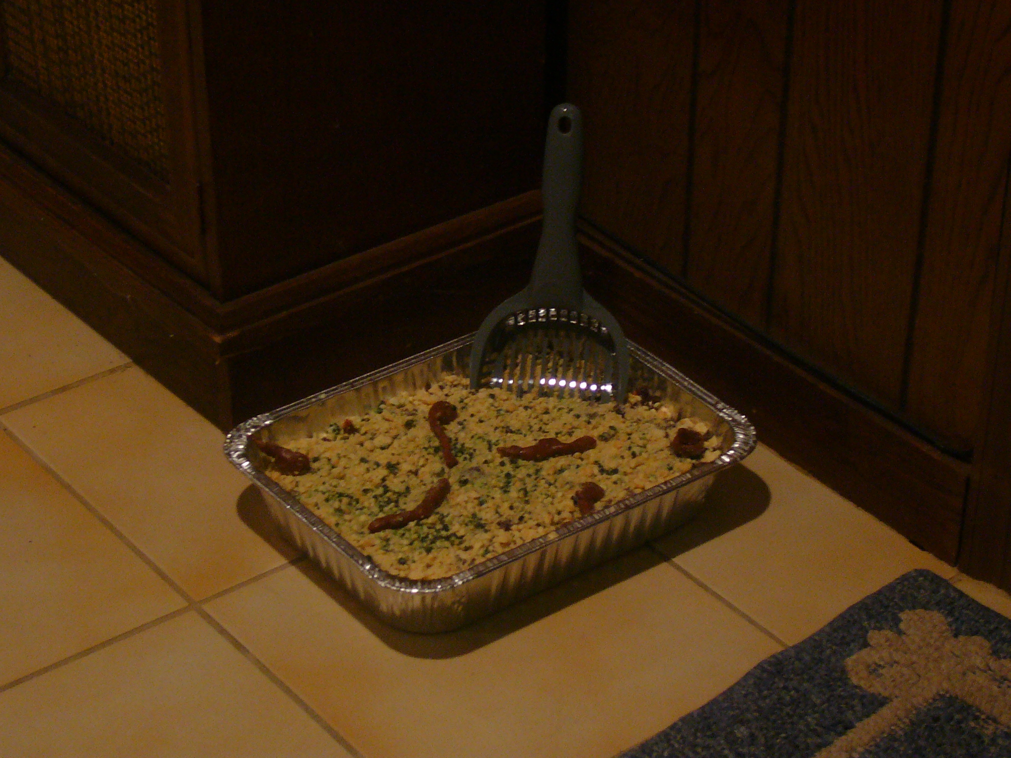 Picture of Kat Litter Cake -- Gifts Impossible to Re-Gift