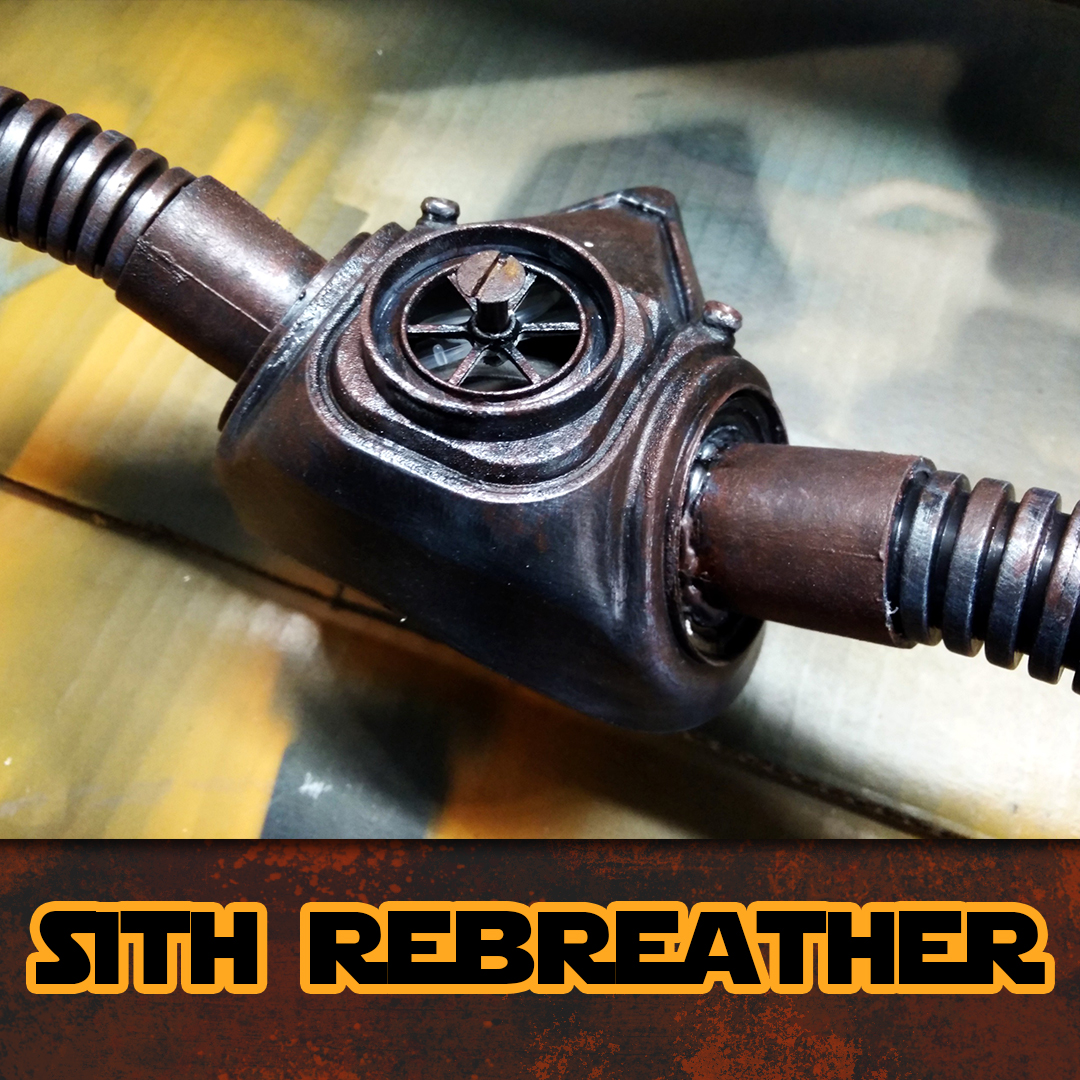Picture of Steampunk Sith Rebreather