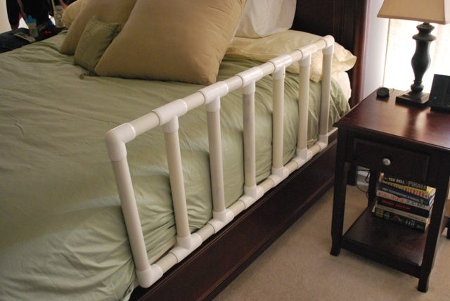 How To Make A Toddler Bed Guard 9 Steps With Pictures Instructables