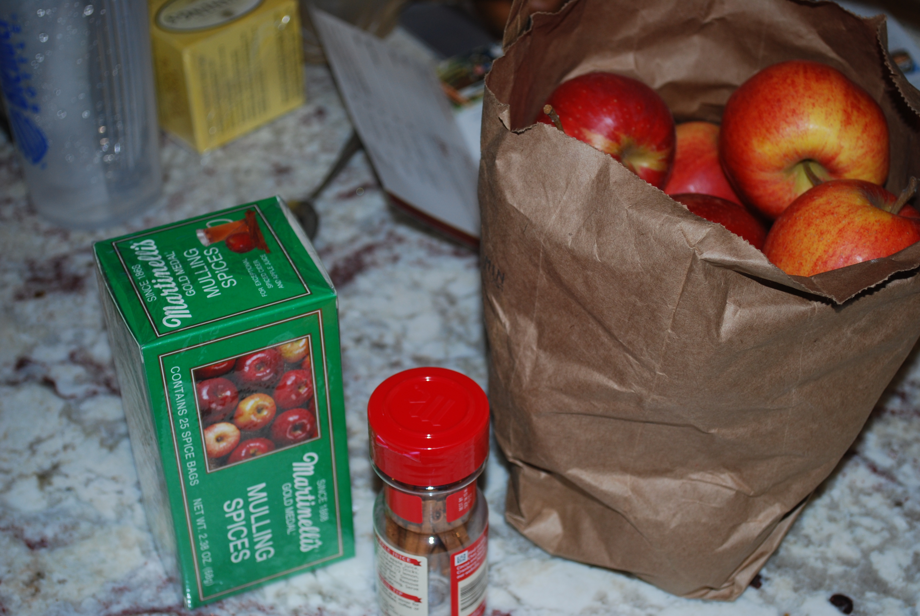Picture of Ingredients/Supplies