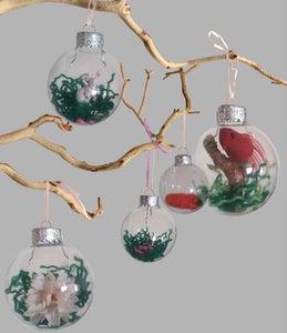 Spring Terrarium Ornaments
