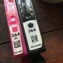 HP 364/364XL Chip reset