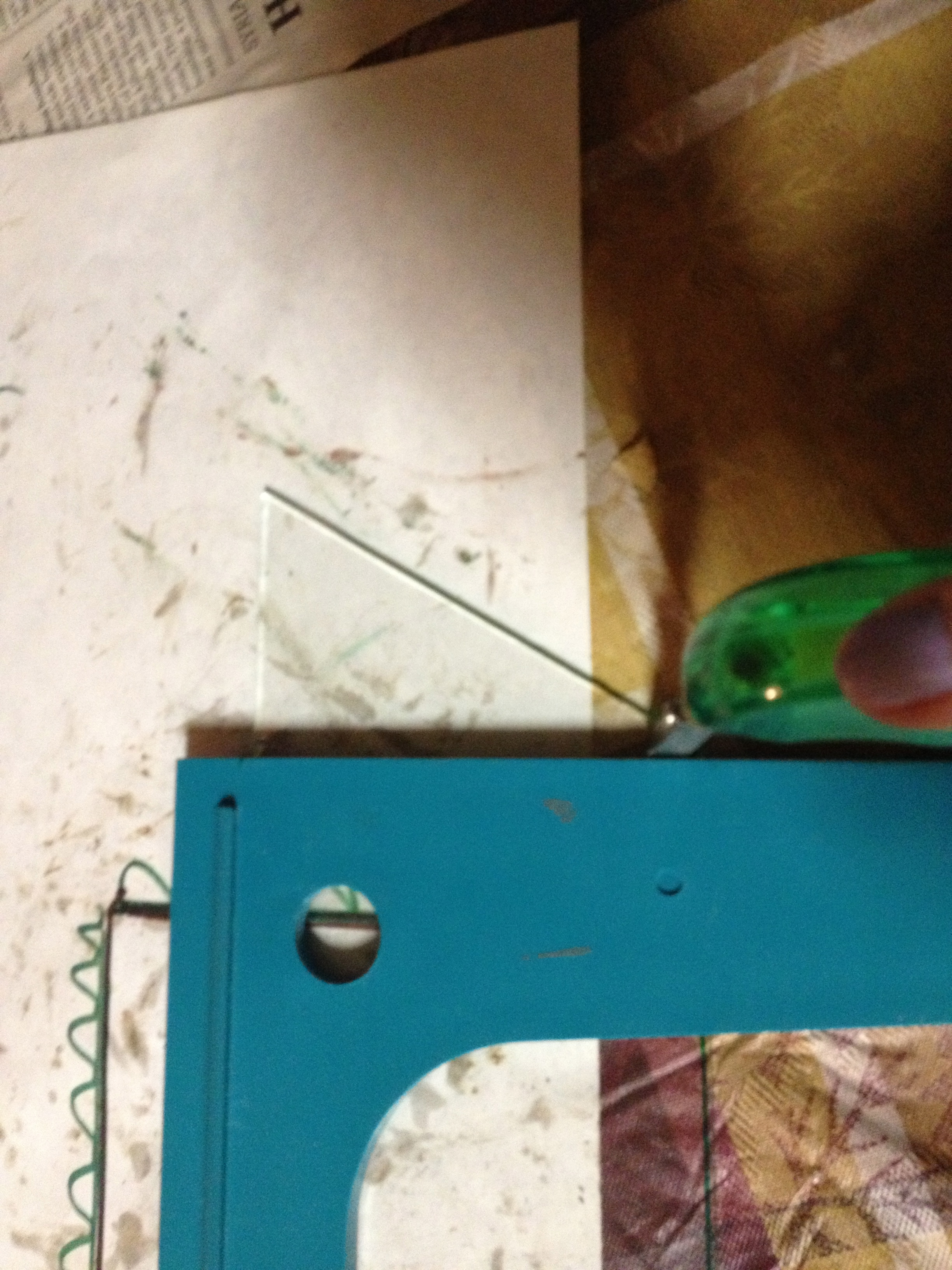 Picture of Cutting the Glass