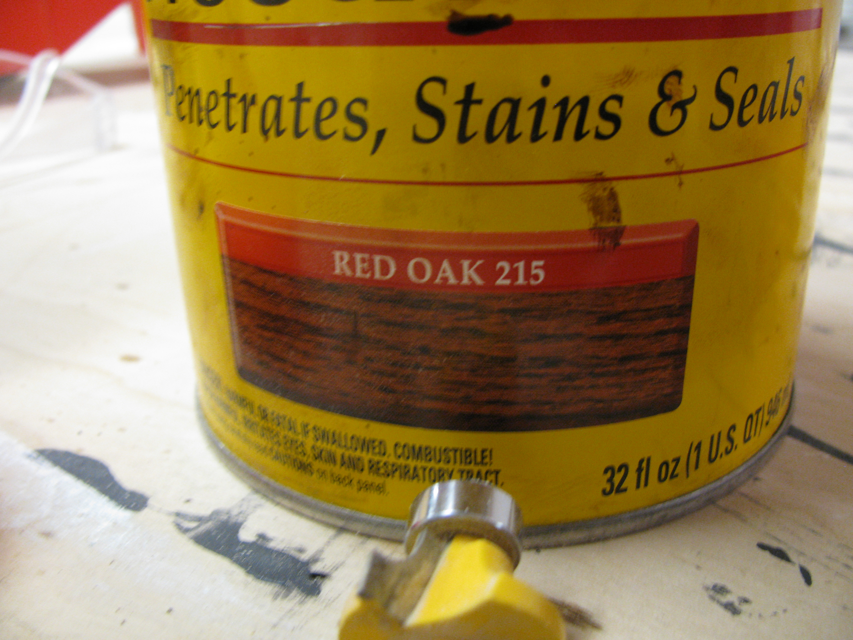 Picture of Paint and Stain