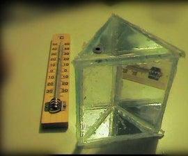 Optical Water Prism