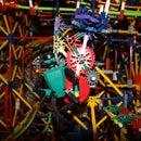 Metropolis - Knex Ball Machine Elements and Lifts