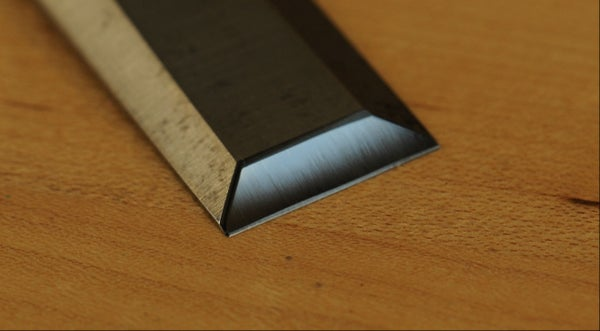 Sharpening a Chisel