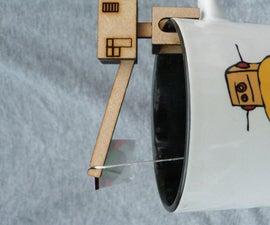 Tea Bag Crane