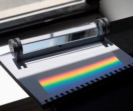 Prism Holder for Rainbow Portraits
