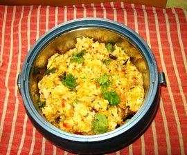 How to Make Mango Rice