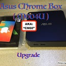 Upgrading the Asus Chromebox CN60 / M004U