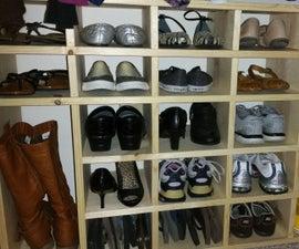 Shoe / Boot Rack