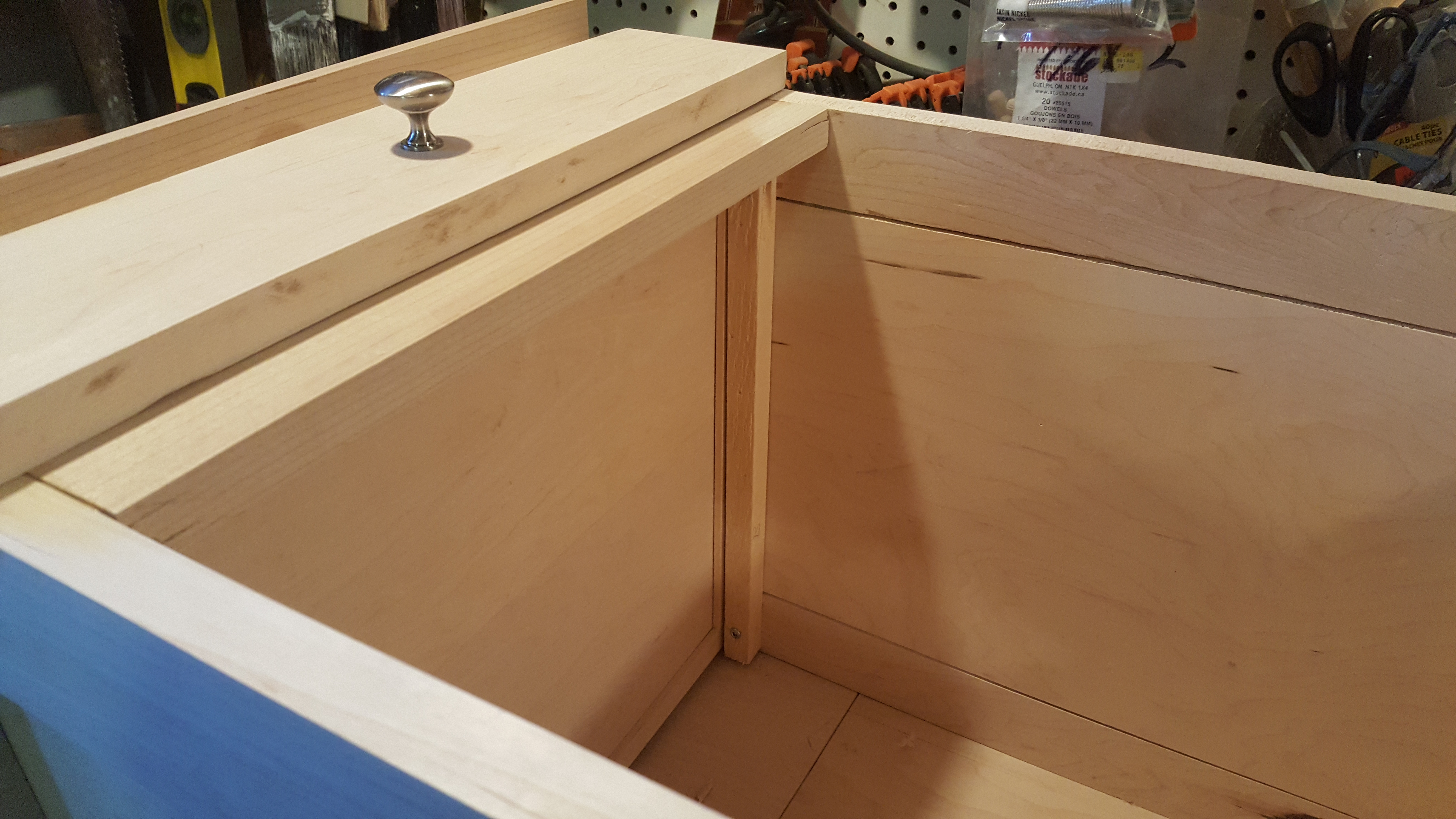 Picture of Making and Fitting the Drawer