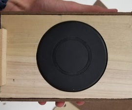 Portable Wireless Charger