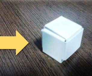 3 Part Box Puzzle