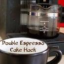 Double Espresso Cake Hack
