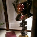 A knight's lamp