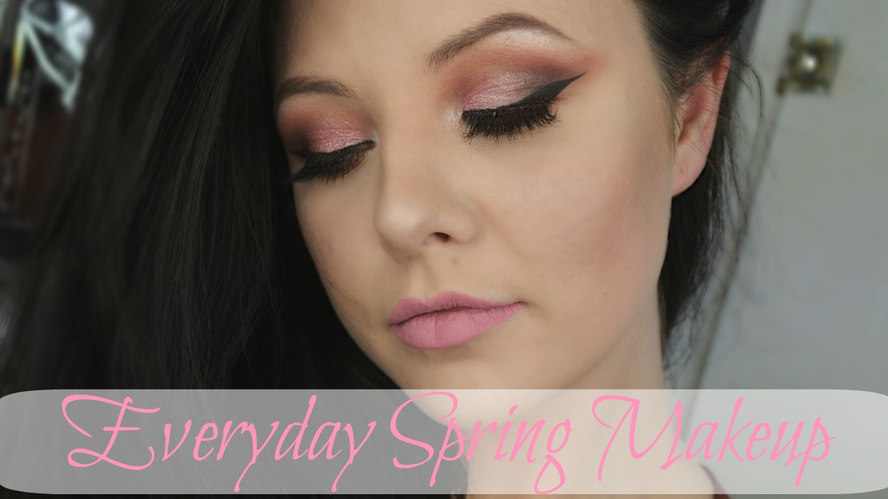 Picture of Simple Everyday Spring Makeup Tutorial