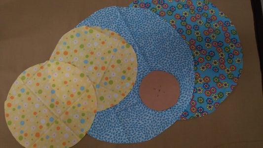 Cut Fabric Circles