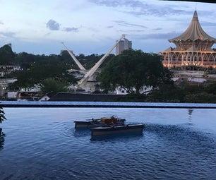 """Scoutbot Kuching"" Robotic Boat"