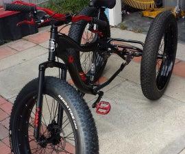 Fat Tire Trike