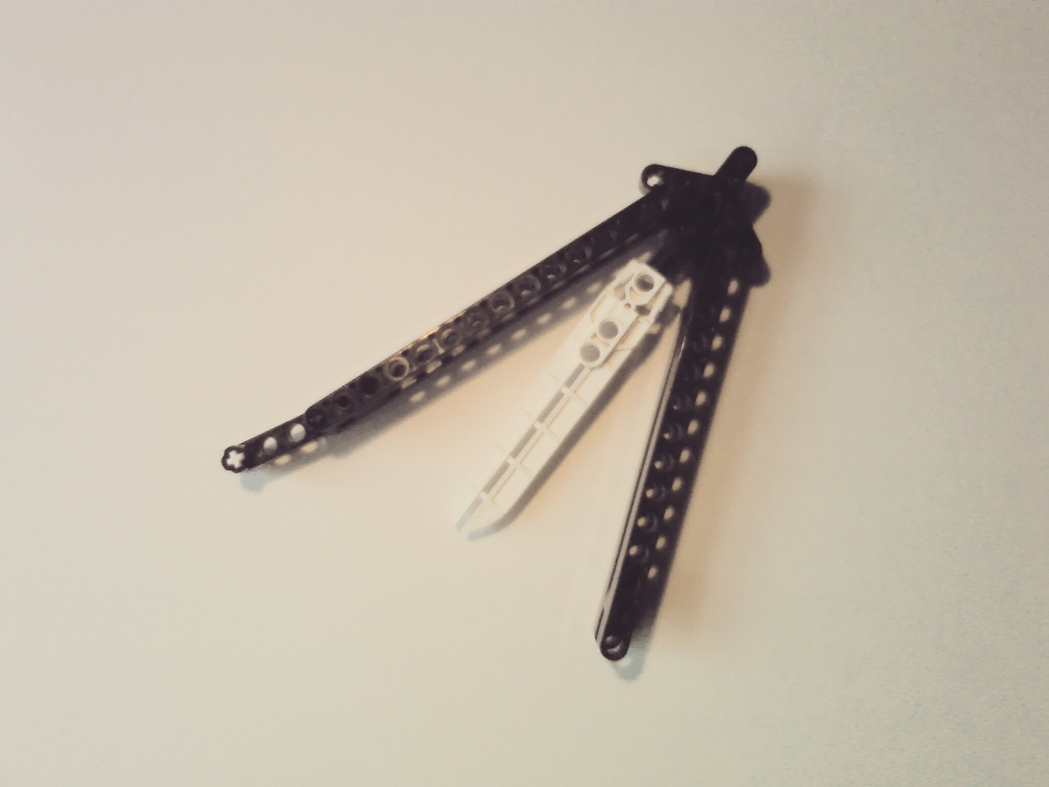 Picture of Best Lego Butterfly Knife